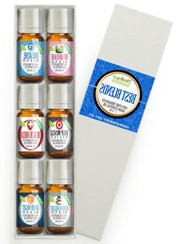Healing Solutions Best Blends Essential Oil Set