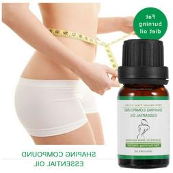 Body Slimming Shaping Massage Essential Oil Anti-Cellulite W