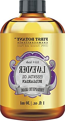 Bulgarian Lavender Essential Oil 1 fl oz, 100% Pure, Indepen