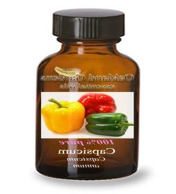 CAPSICUM - BULK 100% Pure Therapeutic Grade Essential Oils -