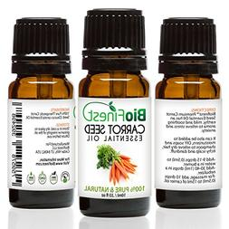 BioFinest Carrot Seed Oil - 100% Pure Carrot Seed Essential