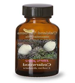 CEDARWOOD Essential Oil  - 100% PURE Therapeutic Grade Essen