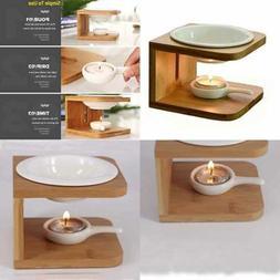 Singeek 100ML Ceramic Tea Light Holder,Essential Oil Burner