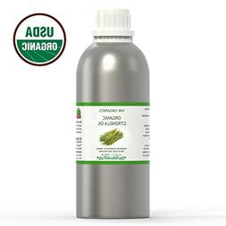 SVA Certified Organics Citronella Essential Oil 32 fl. OZ /