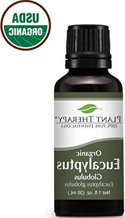Plant Therapy Eucalyptus Globulus Organic Essential Oil | 10