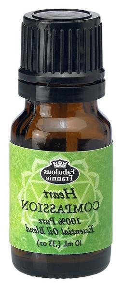 4th Chakra Heart Compassion Pure Essential Oil Blend undilut