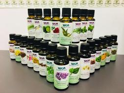 CHOOSE ONE: NOW Essential Oils 1 OR 4 Oz - Organic OR Non-Or