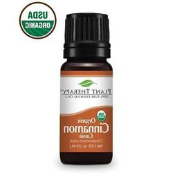 Plant Therapy Cinnamon Cassia Organic Essential Oil 100% Pur