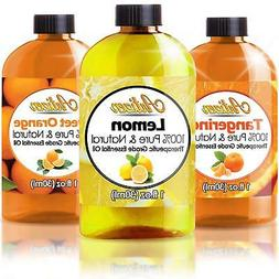Artizen Citrus Essential Oils Set - 1oz 3 Pack Set