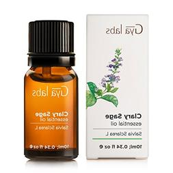Clary Sage Essential Oil - 100% Pure Therapeutic Grade for H