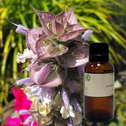 Clary Sage 100% Pure Therapeutic Grade Essential Oil- 30ml