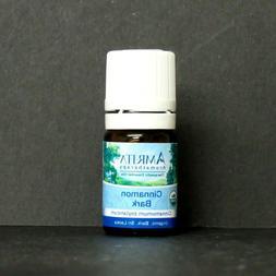 CLOSEOUT Amrita Essential Oil Cinnamon Bark 5 ml Organic Bar