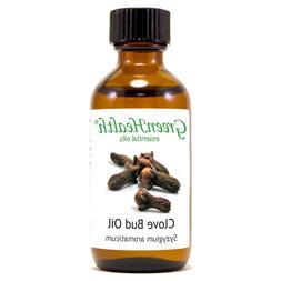 2 fl oz Clove Bud Essential Oil  - GreenHealth