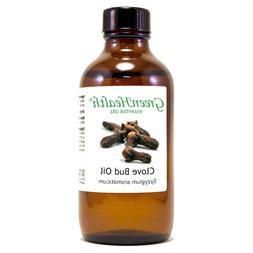 4 fl oz Clove Bud Essential Oil  - GreenHealth