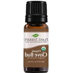 Clove Bud Essential Oil Organic 100% Pure 0.33oz - Plant The