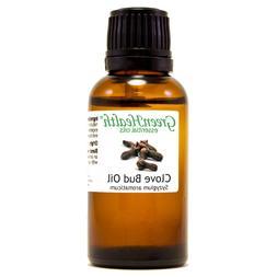 1 fl oz Clove Bud Essential Oil  - GreenHealth