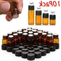 Containers Refillable Bottles Essential Oil Bottle Sample Ja