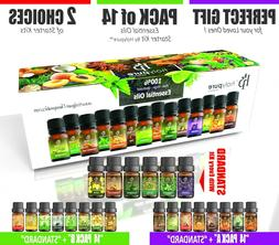 Create A Set Of 6 Essential Oils By Holypure  Only $11.99