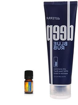 Deep Blue Sore Muscle Rub & Soothing Essential Oil Blend 2 P