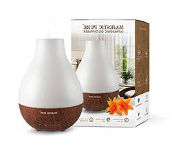 Essential Oil Diffuser by Majestic Pure - Advanced Aroma Dif