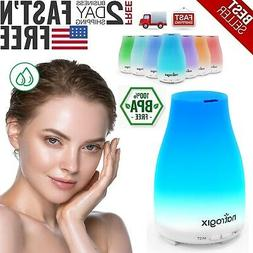 Essential Oil Diffuser 150ml by Natrogix Totem - Cool Mist A