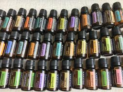 doTerra ESSENTIAL OIL New & Sealed W/free EO carrying case w