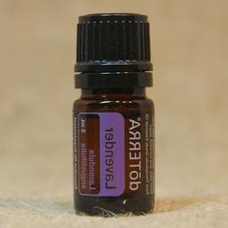 doterra lavender 5ml essential oil new unopened