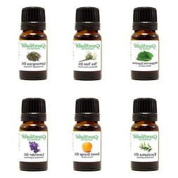 GreenHealth - Essential 101 - Starter Set: Peppermint Oil, L