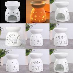 Essential Ceramic Oil Burner Candle Incense Aromatherapy Fur
