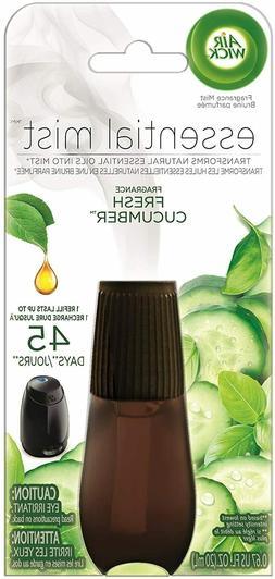 Air Wick Essential Mist, Essential Oil Diffuser Refill, Fres