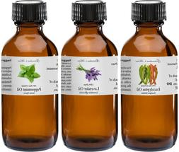 4 oz Essential Oils - 4 fl oz - 100% Pure and Natural - Ther