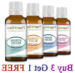 Essential Oil Blends 30 ml. 100% Pure Therapeutic Grade Oils