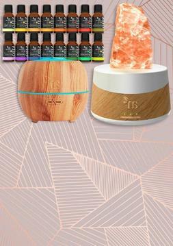 Art Naturals Essential Oil Diffuser 100ml and Top 16 Essenti