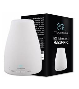 RADHA Beauty Essential Oil Diffuser, 160 ml capacity, lights