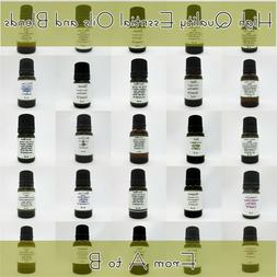 Essential Oils  100% Pure therapeutic grade