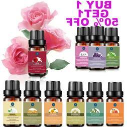Lagunamoon Essential Oils 10ml 100% Pure Natural Oil Aromath