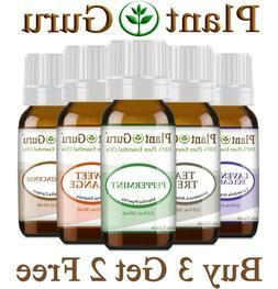 Essential Oils 10 ml. 100% Pure Natural Therapeutic Grade Oi