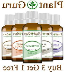 Essential Oils 30 ml  100% Pure Natural Therapeutic Grade Ar