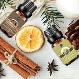 LAGUNAMOON Essential Oils Set 10 ml Natural Pure Aromatherap