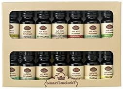 100% Pure Essential Oils Spice Rack Kit Includes: Basil Swee