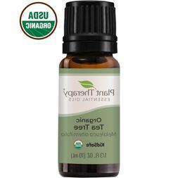 Plant Therapy USDA Organic Tea Tree Essential Oils 100% Pure