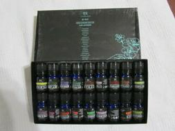 Essential Oils Radha Beauty Top 18 100% Pure Therapeutic Gra