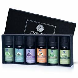 Essential Oils Top 6 Gift Set Pure Essential Oils for Diffus