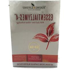 Essentialzymes-4 60 Dual Dose Capsules by Young Living Essen