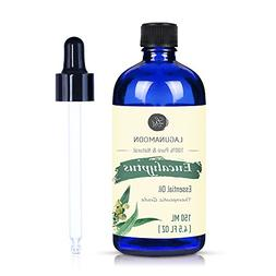 Lagunamoon Eucalyptus Essential Oil,150ml Therapeutic Grade