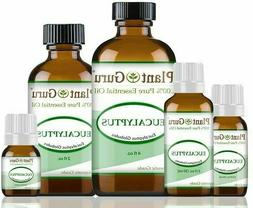 Eucalyptus Essential Oil 100% Pure Therapeutic Grade Natural