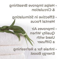 Plant Therapy Organic Eucalyptus Globulus Essential Oil 100%