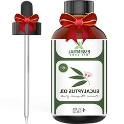 Eucalyptus Oil - Highest Quality Therapeutic Grade Backed by