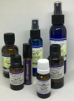 'Five' Healthy Immune Essential Oil 10ml- 2 oz  100% Pure