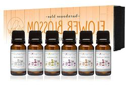 Flower Blossom Premium Grade Fragrance Oil - Gift Set 6/10ml